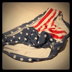 Other - American Flag Speedo